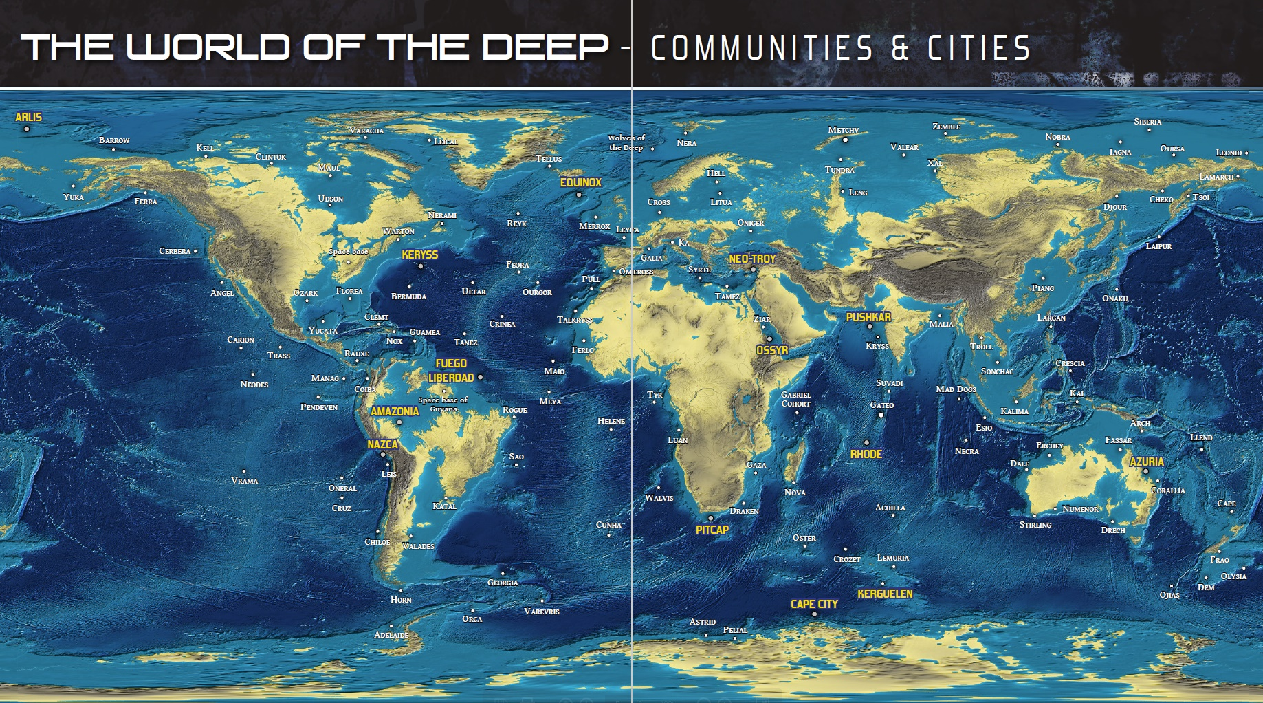 Fatal friends polaris rpg 2016 both books open with this not all that helpful map of a handful of the games population centres without indicating which nation those cities belong to gumiabroncs Gallery