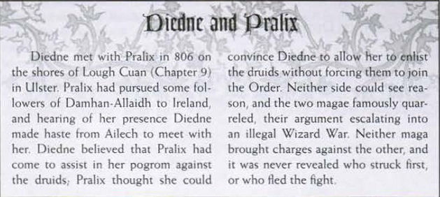 druids essay