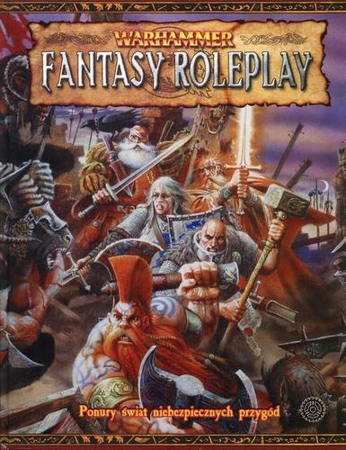 Fatal Friends Warhammer Fantasy Roleplay 2e