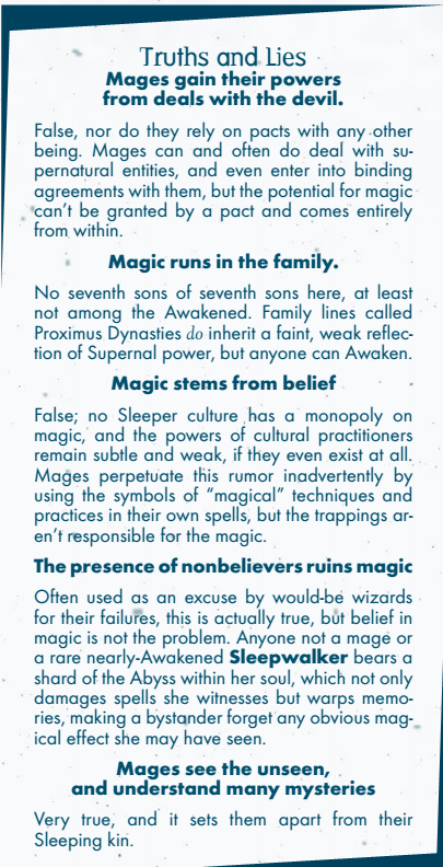 pdf mage the ascension second edition
