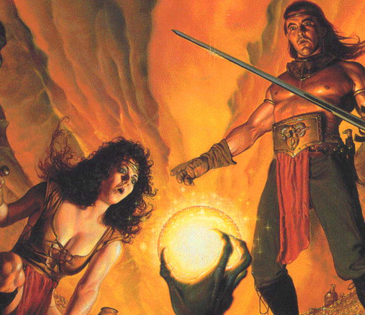 FATAL & Friends — Dark Sun: Psionic Artifacts of Athas