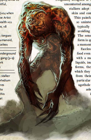 FATAL & Friends — Pathfinder Roleplaying Game Bestiary 2