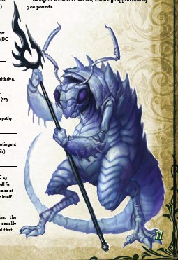 FATAL & Friends — Pathfinder Roleplaying Game Bestiary