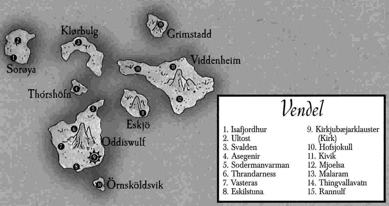 7th sea vendel vesten