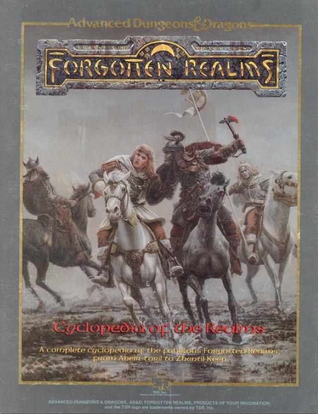 FATAL & Friends — Forgotten Realms